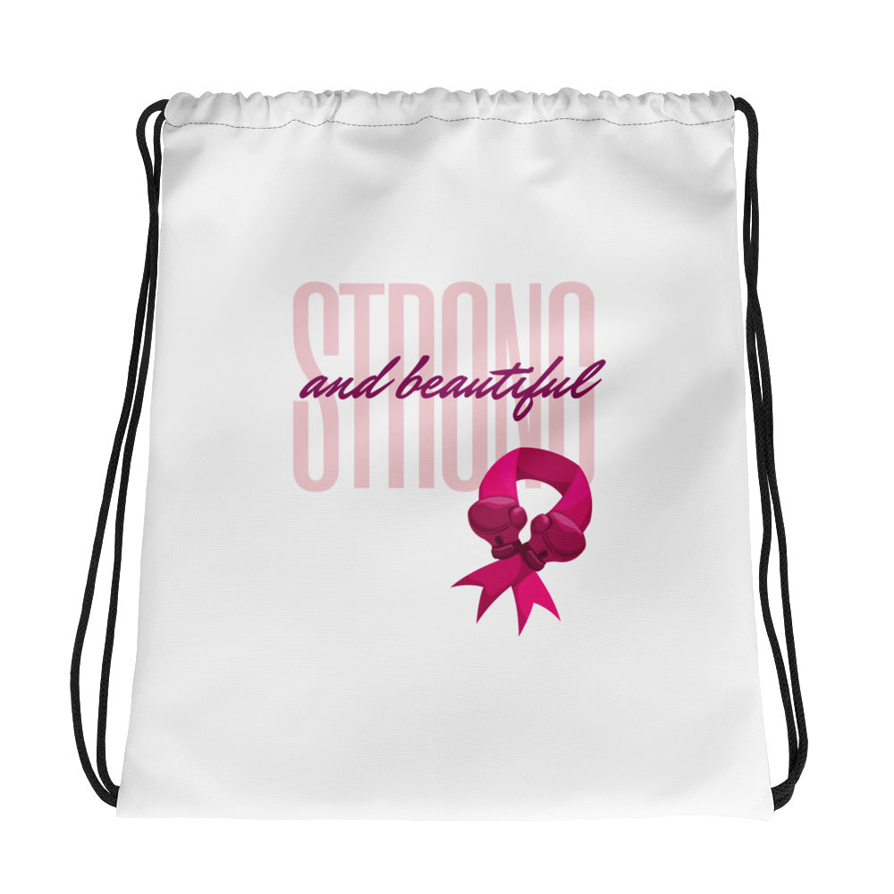 Strong & Beautiful Breast Cancer Awareness bag - Coach Rock