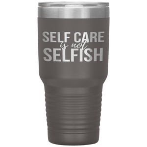 Self Care is Not Selfish - Coach Rock