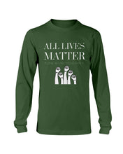 Load image into Gallery viewer, All Lives Matter Long Sleeve - Coach Rock
