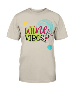 Wine Vibes T-Shirt - Coach Rock