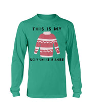 Load image into Gallery viewer, This is My Ugly Sweater Long Sleeve - Coach Rock