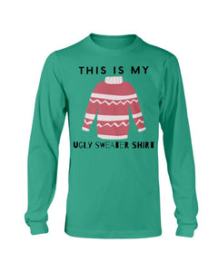 This is My Ugly Sweater Long Sleeve - Coach Rock