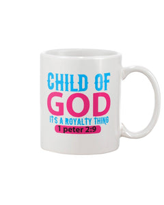 Child of God 15oz Mug - Coach Rock