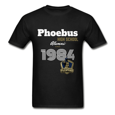 1984 PHS Phantoms Alumni T-Shirt (UNISEX) - Coach Rock