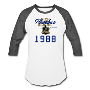 1988 PHS Phantoms Alumni (UNISEX) Retro - Coach Rock