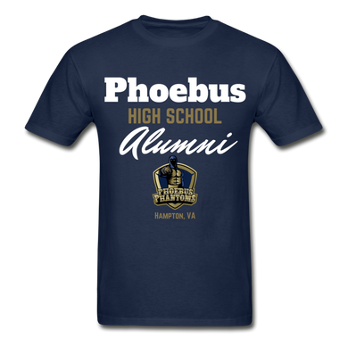 General PHS Phantoms Alumni (UNISEX) Retro - Coach Rock