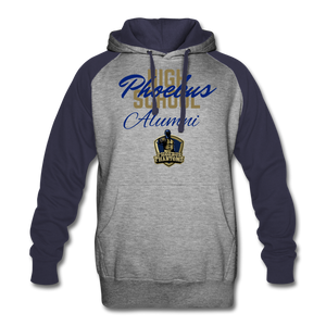 PHS Phantoms Alumni Colorblock Hoodie - Coach Rock