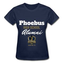 Load image into Gallery viewer, PHS Alumni Ladies T-Shirt - Coach Rock