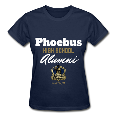 PHS Alumni Ladies T-Shirt - Coach Rock