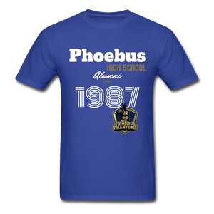 1987 PHS Phantoms Alumni T-Shirt (UNISEX) - Coach Rock