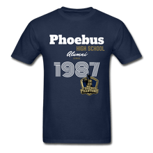 Load image into Gallery viewer, 1987 PHS Phantoms Alumni T-Shirt (UNISEX) - Coach Rock