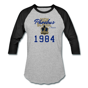1984 PHS Phantoms Alumni Retro (UNISEX) - Coach Rock