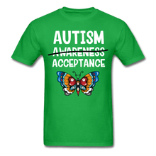 Load image into Gallery viewer, Autism Acceptance! t-shit for Autism. - Coach Rock