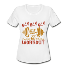Load image into Gallery viewer, Bla Bla Bla Moisture Wicking Performance T-Shirt - Coach Rock
