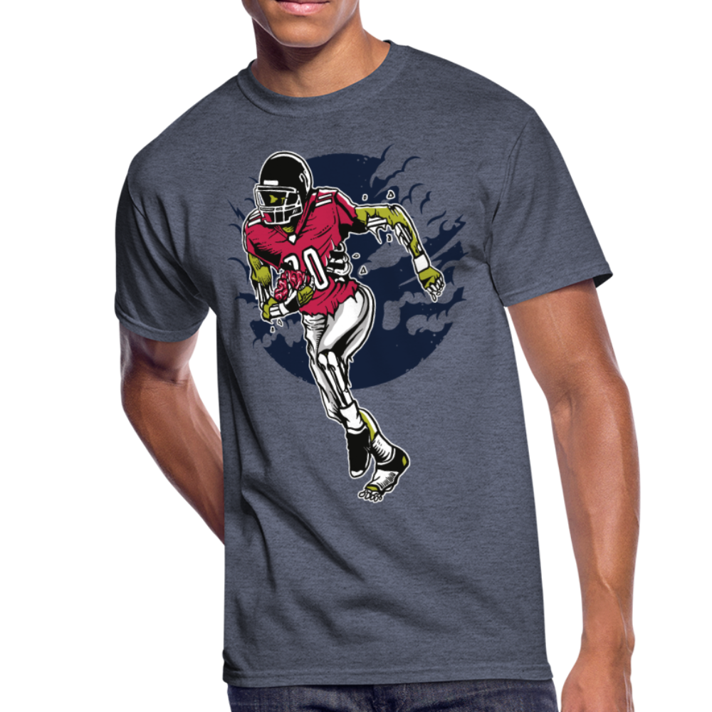 Zombie Football Player T-Shirt - Coach Rock