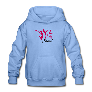 Never Miss a Chance to Dance! Heavy Blend Youth Hoodie - Coach Rock