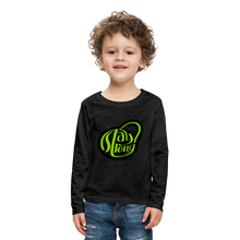 Load image into Gallery viewer, Stay Strong Kids' Premium Long Sleeve T-Shirt - Coach Rock