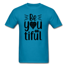 Load image into Gallery viewer, BeYOUtiful Autism Awareness Unisex T-Shirt - Coach Rock