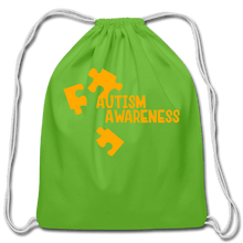 Load image into Gallery viewer, Autism-Awareness-Cotton-Drawstring-Bag.jpg