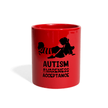 Load image into Gallery viewer, Autism Awareness Coffee Mug - Coach Rock