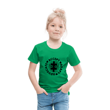 Load image into Gallery viewer, Accept, Adapt & Advocate Toddler T-Shirt - Coach Rock