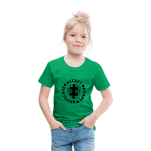 Accept, Adapt & Advocate Toddler T-Shirt - Coach Rock