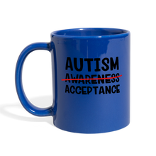 Load image into Gallery viewer, I-Love-My-Autisom-Son-Blue-Coffee-Mug.jpg