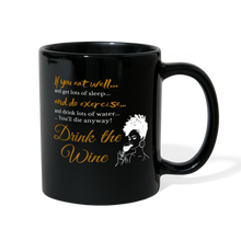 Load image into Gallery viewer, Drink the Wine Mug - Coach Rock