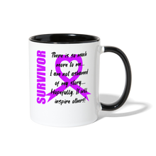 Load image into Gallery viewer, Domestic Violence Survivor Coffee Mug - Coach Rock