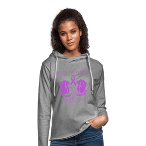 Break The Chains Lightweight Hoodie - Coach Rock