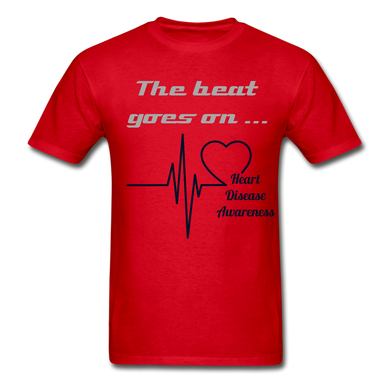 Heart Disease Awareness 'The Beat Goes On
