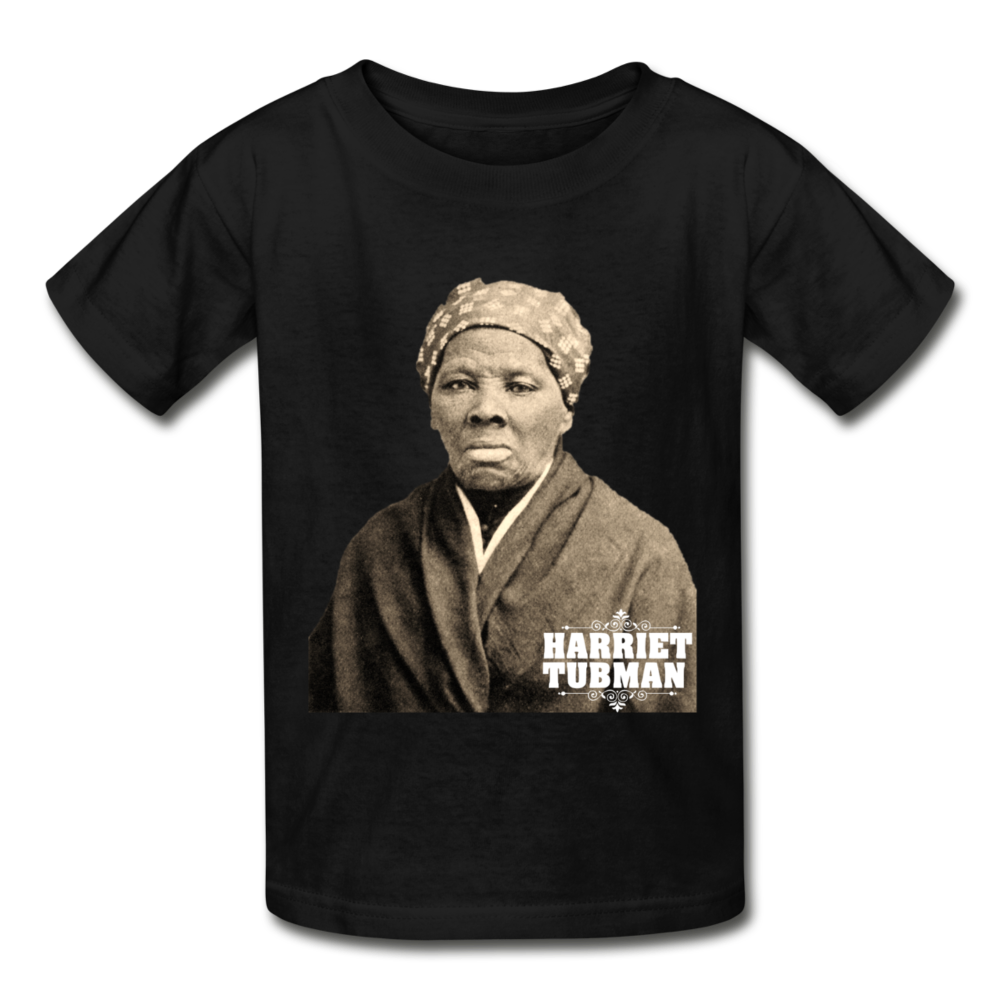 Harriet Tubman Youth T-Shirt - Coach Rock