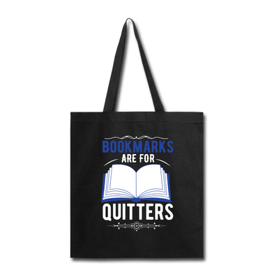Book Marks are for Quitters Tote Bag. - Coach Rock