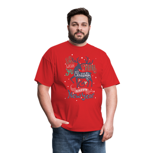 We Wish You a Merry Christmas T-Shirt - Coach Rock
