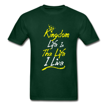 Load image into Gallery viewer, Kingdom Life Is The Life I Live UNISEX T-Shirt - Coach Rock
