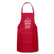 Load image into Gallery viewer, Best Recipe Adjustable Apron - Coach Rock