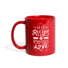 Load image into Gallery viewer, Best Recipe Red Mug - Coach Rock