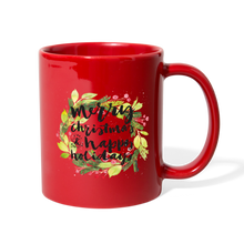 Load image into Gallery viewer, Merry Christmas Mug - Coach Rock