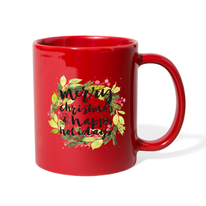 Merry Christmas Mug - Coach Rock