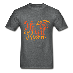 He is Risen Adult T-Shirt - Coach Rock