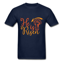 Load image into Gallery viewer, He is Risen Adult T-Shirt - Coach Rock