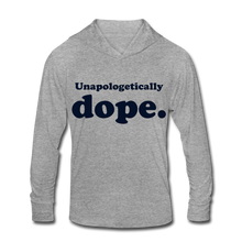 Load image into Gallery viewer, Unapologetically Dope Unisex Hoodie Shirt - Coach Rock