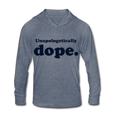 Unapologetically Dope Unisex Hoodie Shirt - Coach Rock