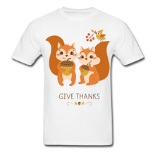 Load image into Gallery viewer, Give Thanks T-Shirt - Coach Rock
