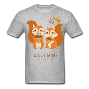 Give Thanks T-Shirt - Coach Rock