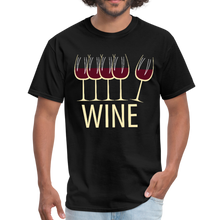 Load image into Gallery viewer, Wine Graphic Tee - Coach Rock