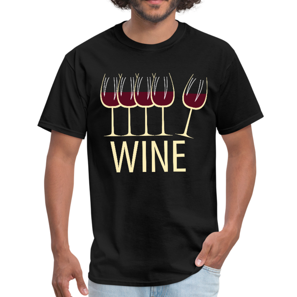 Wine Graphic Tee - Coach Rock