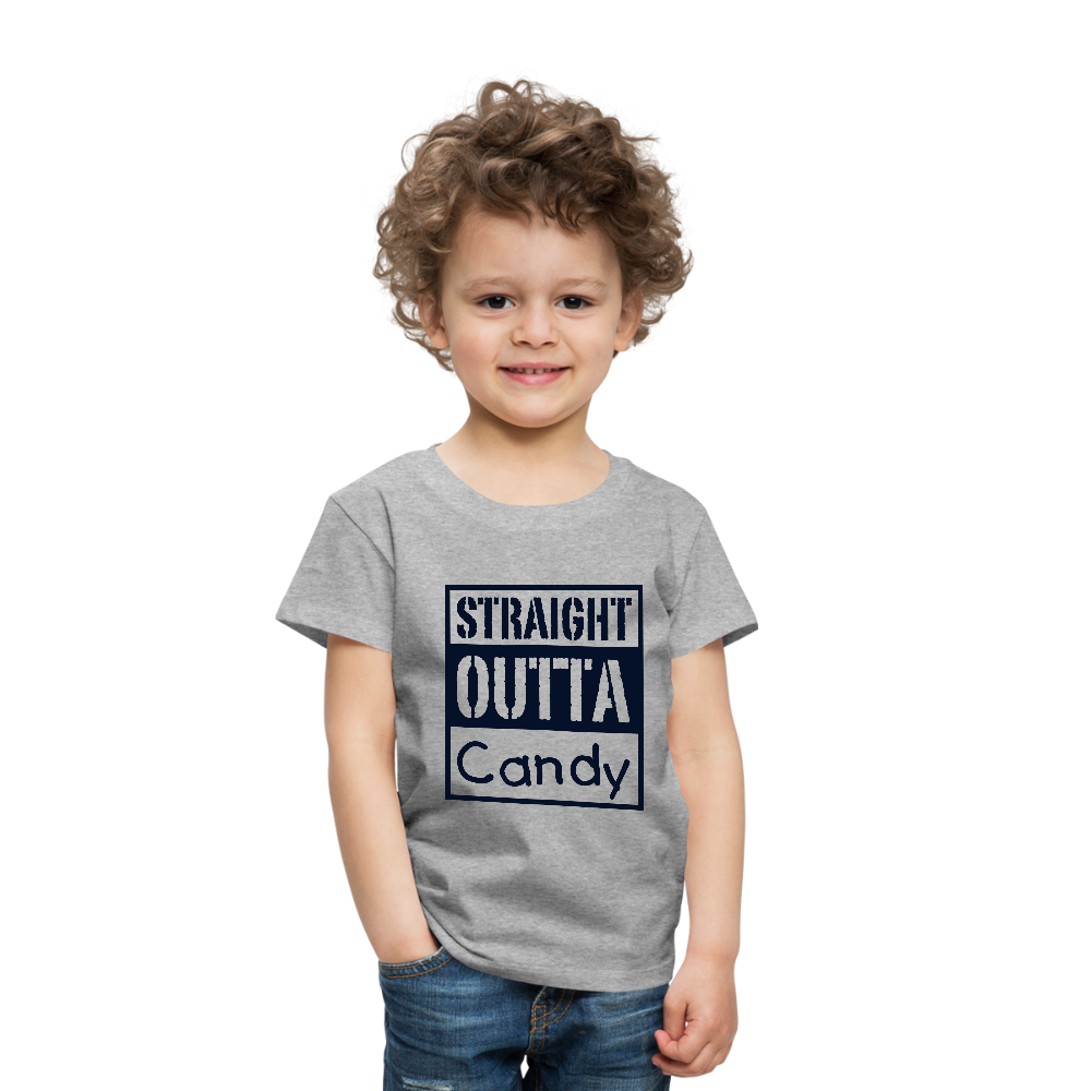 Straight Outta Candy Toddler T-Shirt - Coach Rock