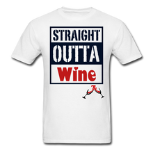 Load image into Gallery viewer, Straight Outta Wine T-Shirt - Coach Rock