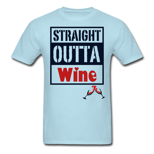Straight Outta Wine T-Shirt - Coach Rock